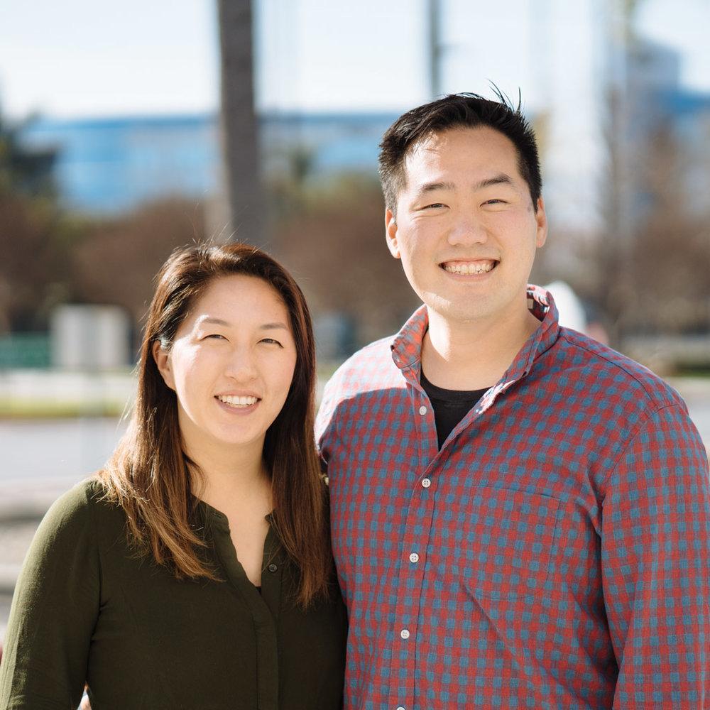 Irene & Joe Hwang   Irvine, CA