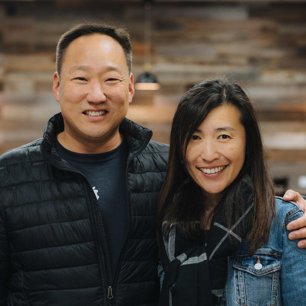 Steve & Suzanne Suh   Berkeley, CA