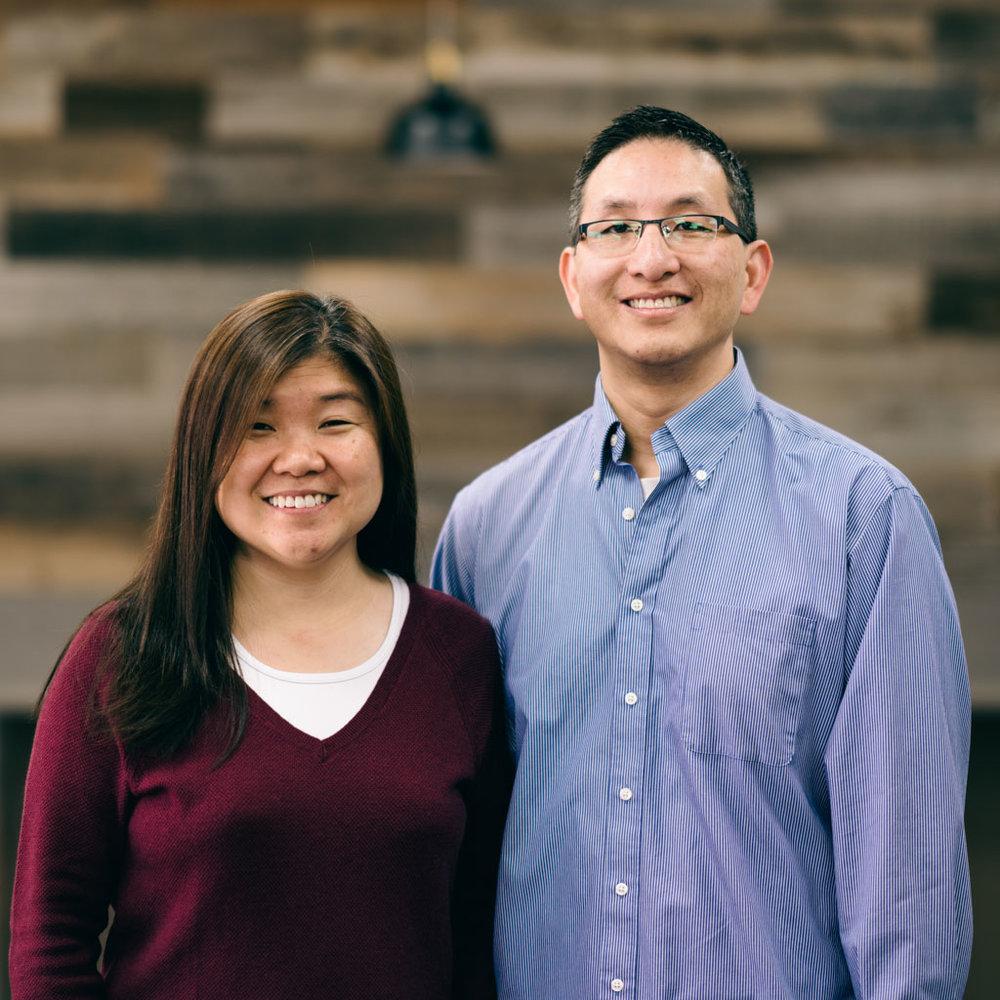 Kelly & John Lin   Austin, TX