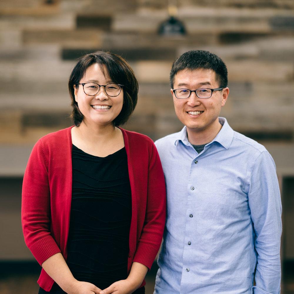 Sharon & Chul Kim   Irvine, CA