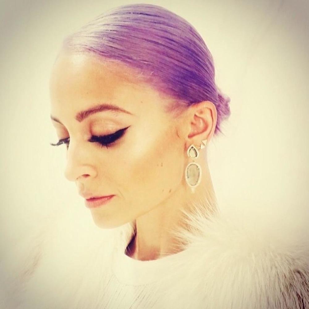 Nicole Richie Instagramed this look earlier this week.