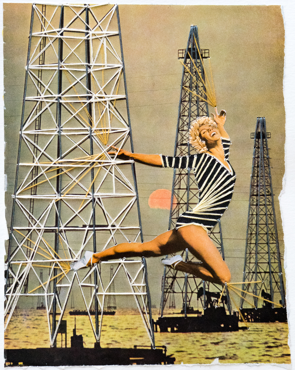 Oil Field Frolic