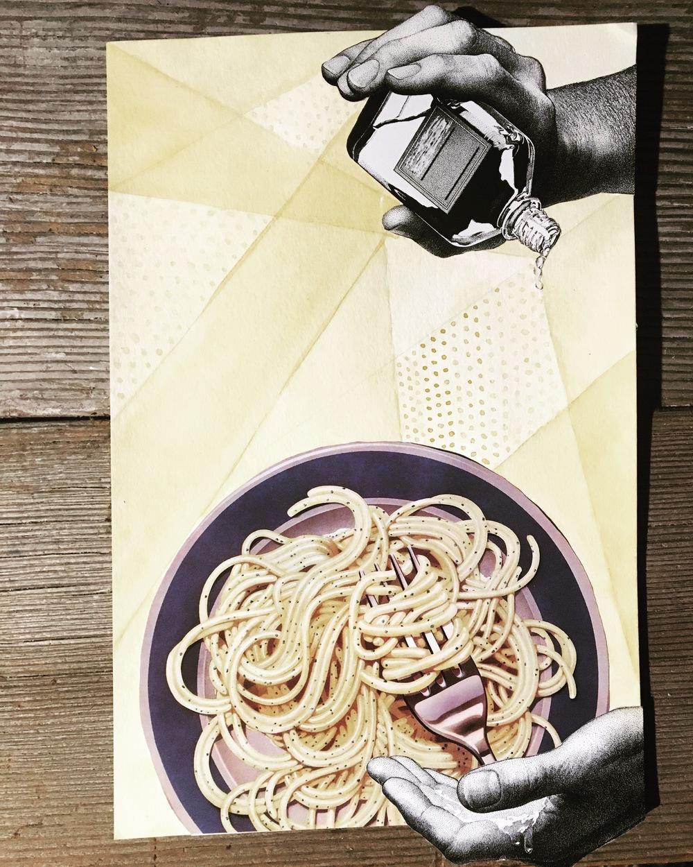 Eau de Spaghetti