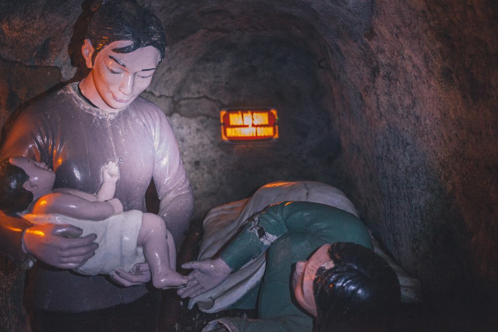 Grover Films | Vinh Moc Tunnels