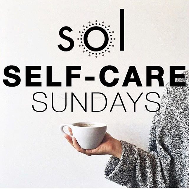 Happy Sunday! We hope you had a fabulous weekend and are taking time for yourself today! • What are you doing to prepare for the week ahead? • Tag us @solsistersorg in your post or story with something you're doing today or this week that is a form of self-care! • #solselfcare #sundays #healthiswealth #mind #body #yoga #meditation #positivity #energy #unplug #relax #peace