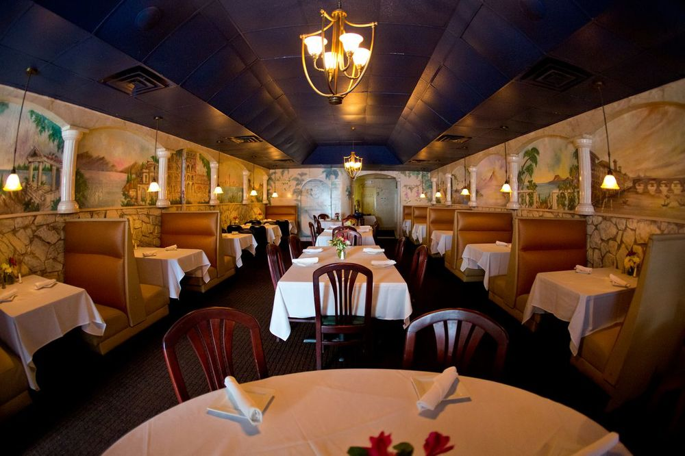 Our dinning room can accommodate up to 75 guests for special events!