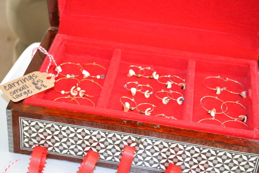 Click Here to buy Natasha Byrd's earrings