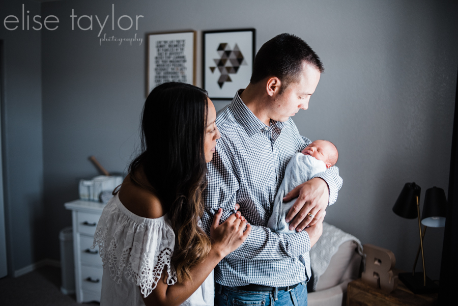 Greeley Lifestyle Newborn Session