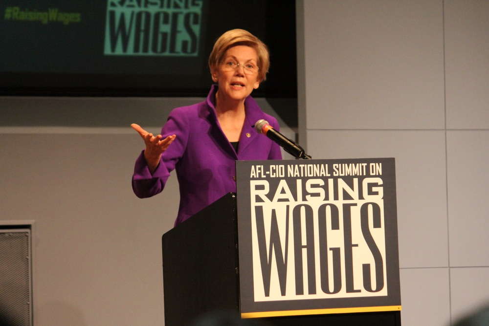 For many Democrats, Warren embodies the progressive cause