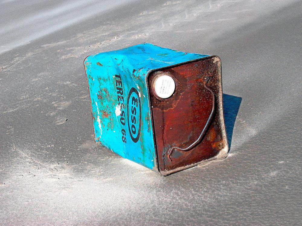 CASPER SØLBERG:WRECKAGE #016 / Tversted Beach, Denmark / Spring 2009