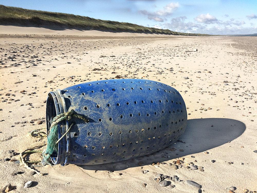 Wreckage#060 , Lild Strand, Denmark, Summer 2015.