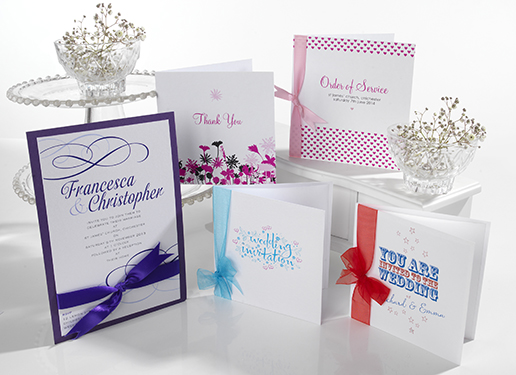 Kirsten's 2014 Wedding Stationery Designs