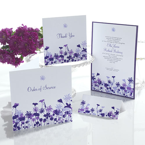 Botanics Wedding Stationery