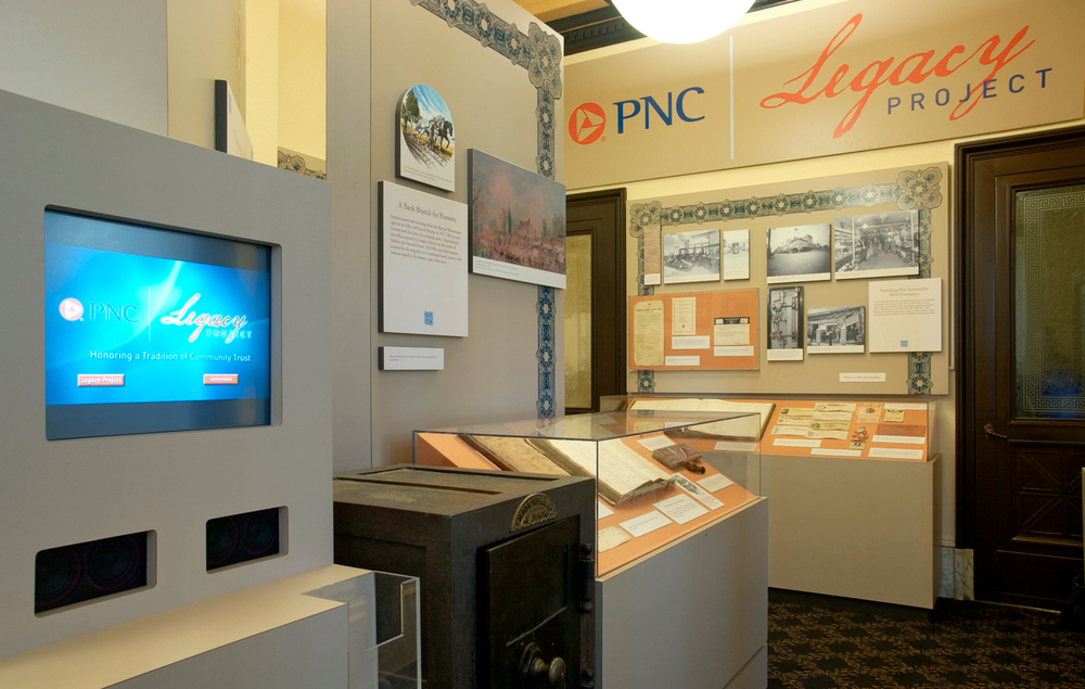 Graphics for PNC's  Legacy Project