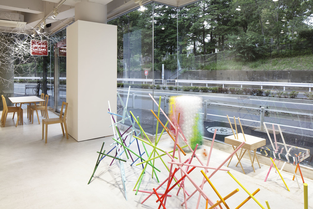emmanuelle moureaux solo exhibition : shikiri/ prismic gallery