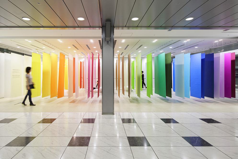 100 colors no.7 / 新宿三井ビル