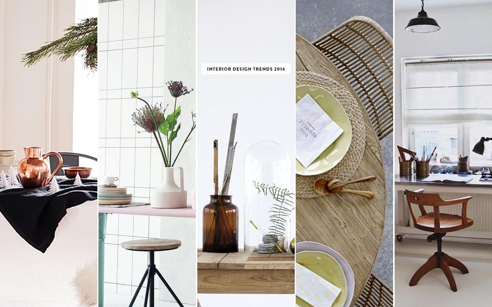 INTERIOR DESIGN TRENDS 2014 Soffa Magazine