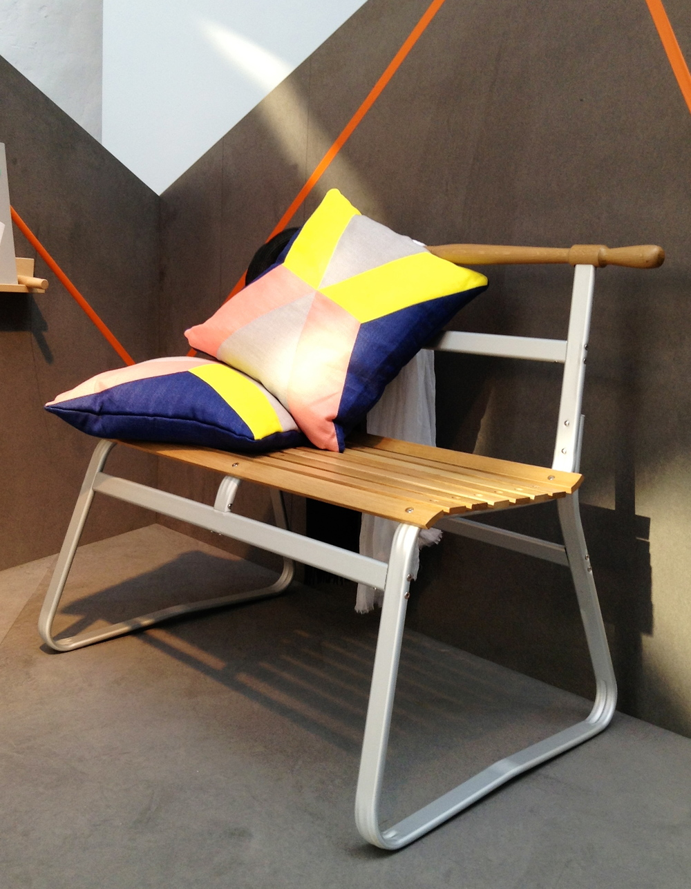Bench IKEA PS 2014, design Anna Efverlund