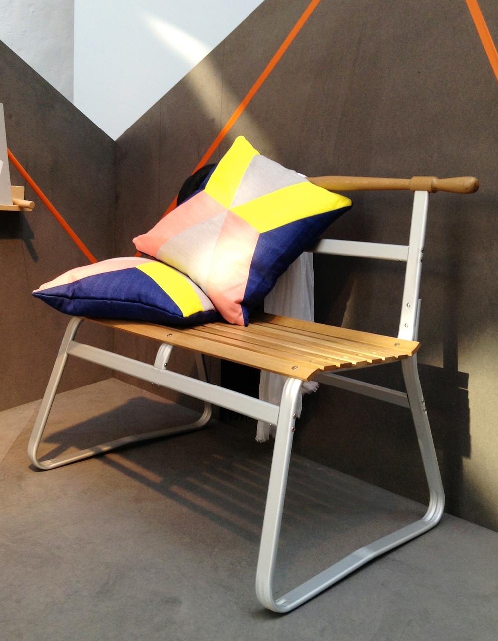 Bench IKEA PS 2014, design Anna Efverlund