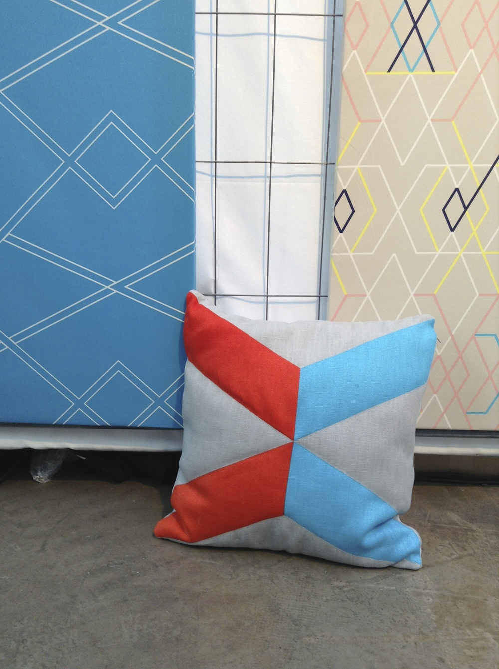 Pillow, design Margrethe Odgaard