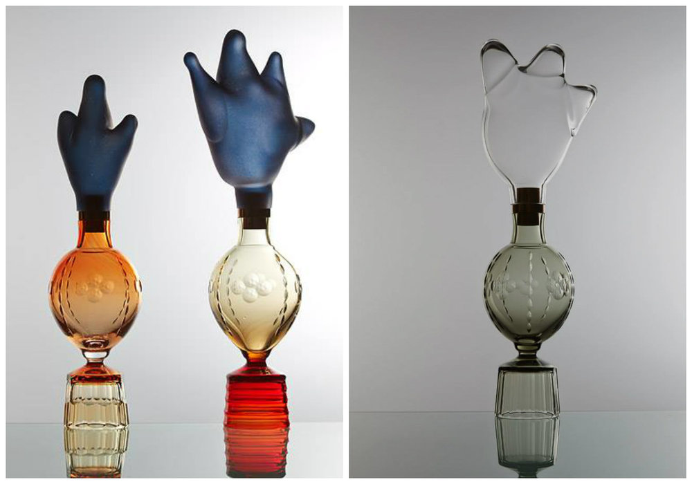 Designblok Talent Card: Sebastian Kitzberger / vase Pompadour from set OVA