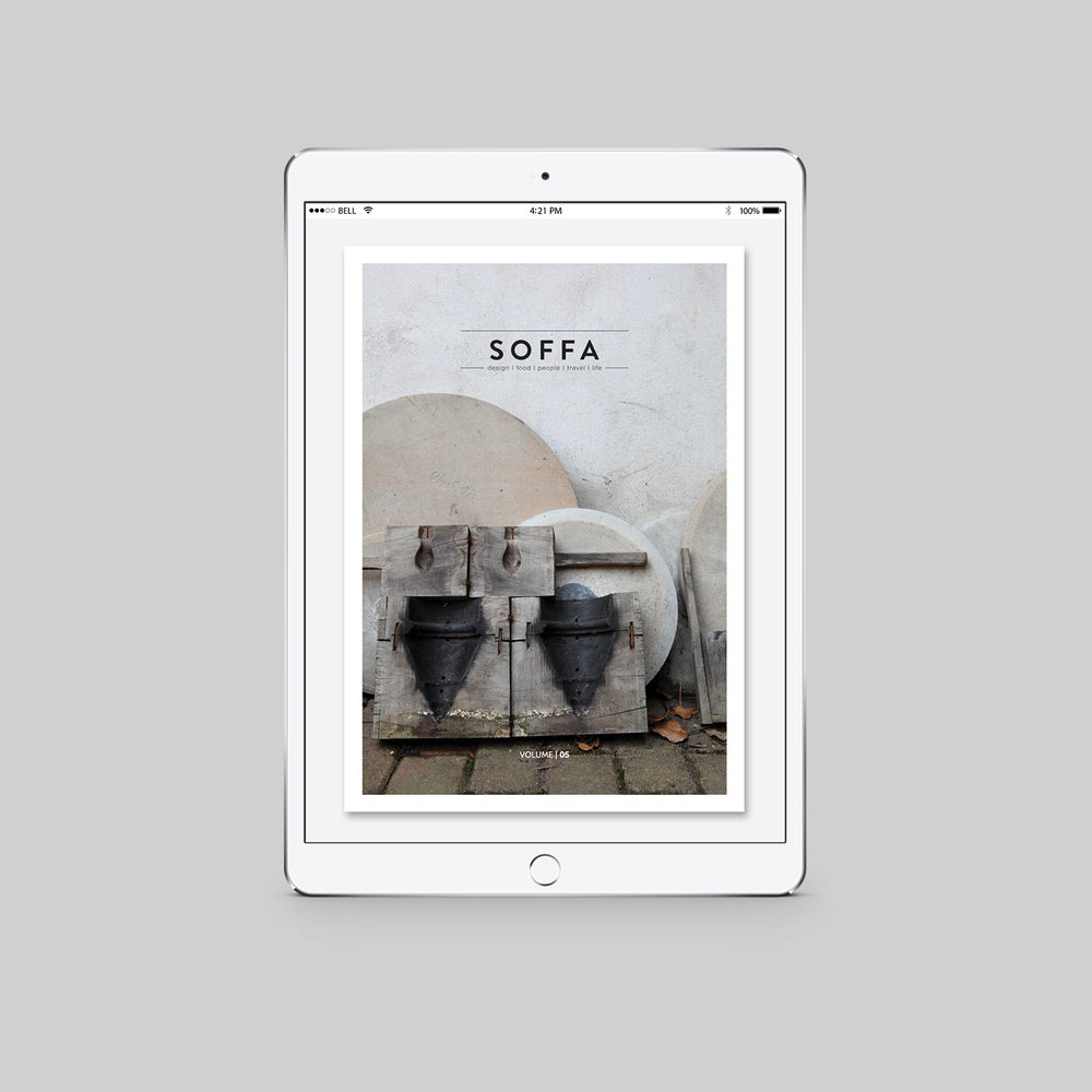 SOFFA 05 / MATERIALS  read free / online only