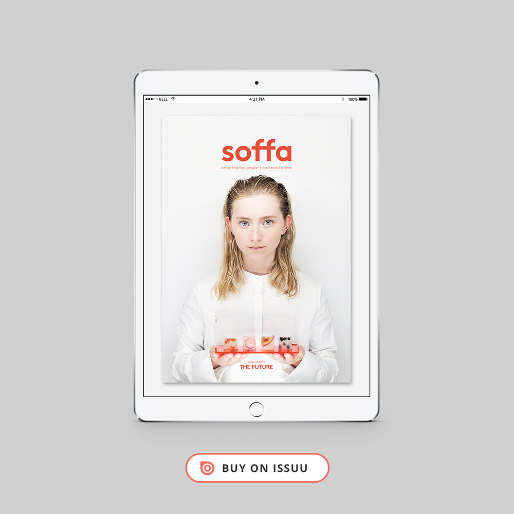 Soffa 25 / The Future € 2.49