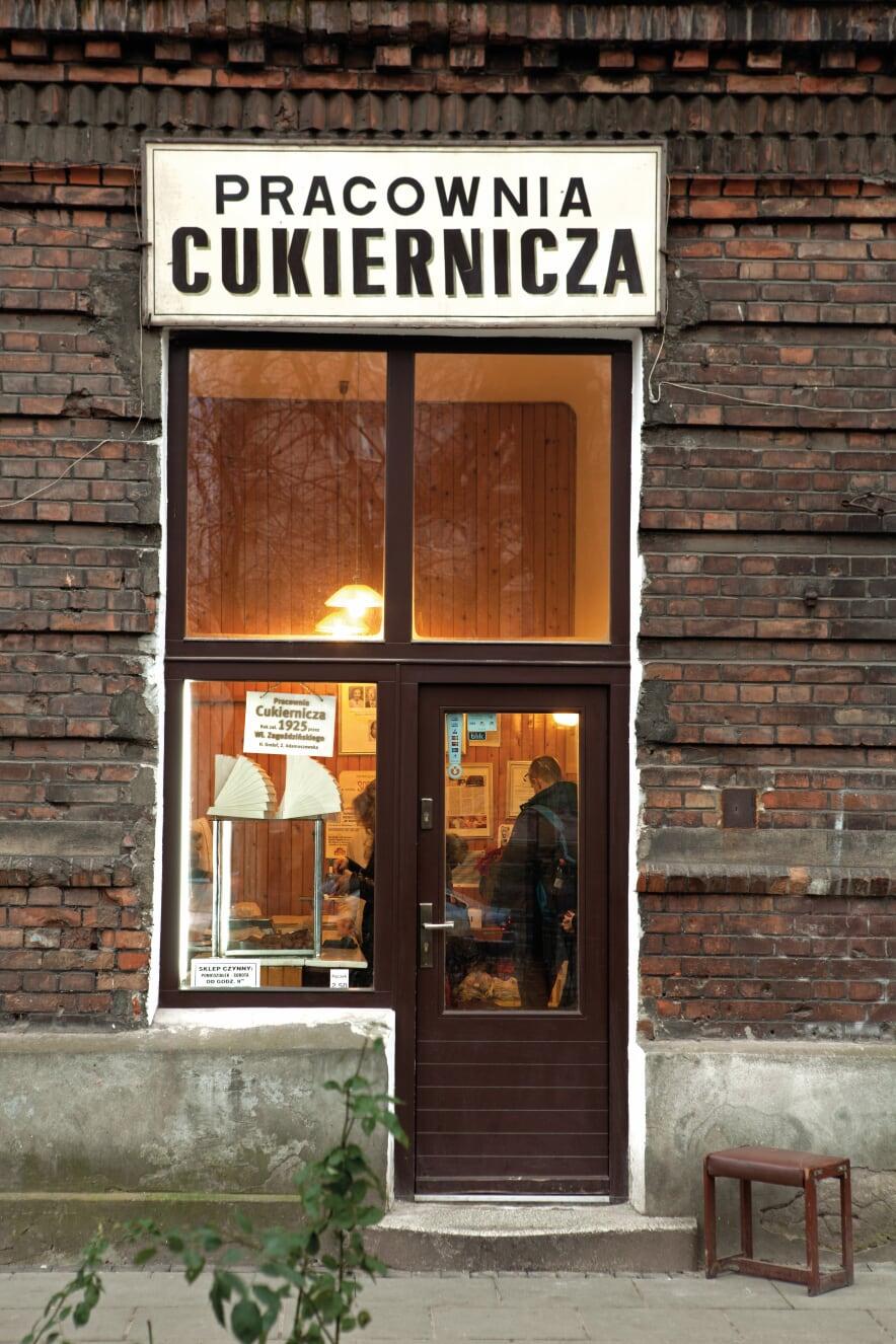 Pracownia Cukiernicza bakery