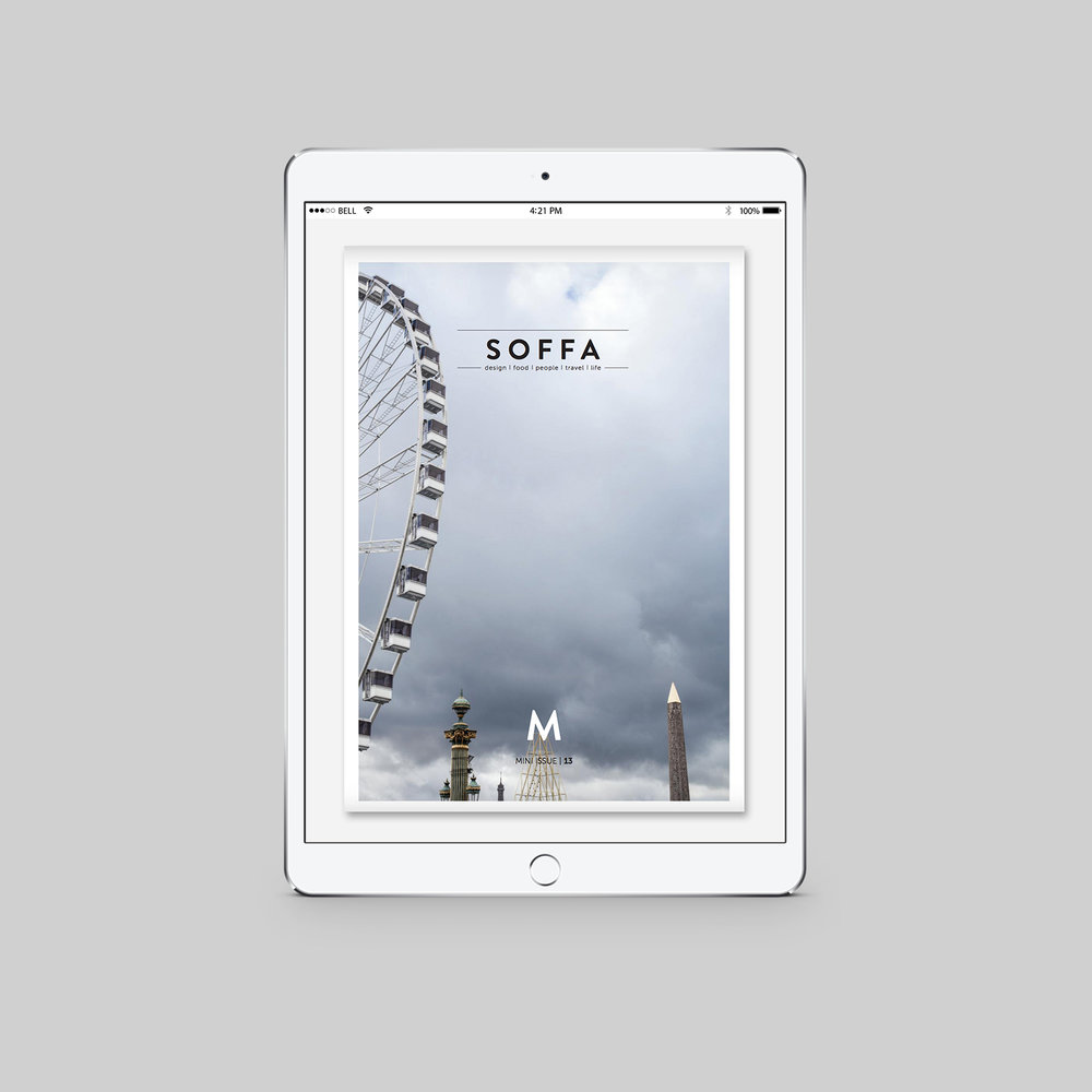 SOFFA MINI 13 read free – online only