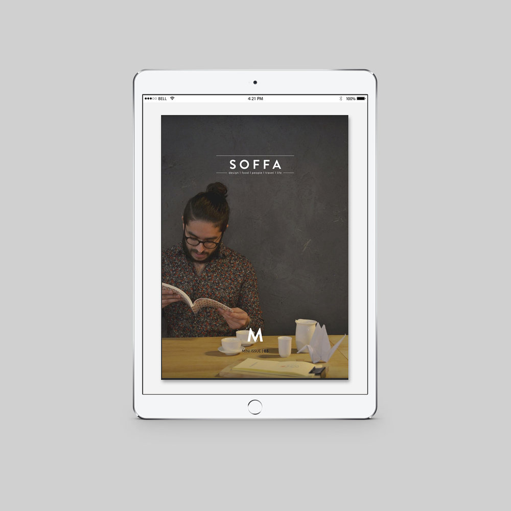 SOFFA MINI 03 read free – online only