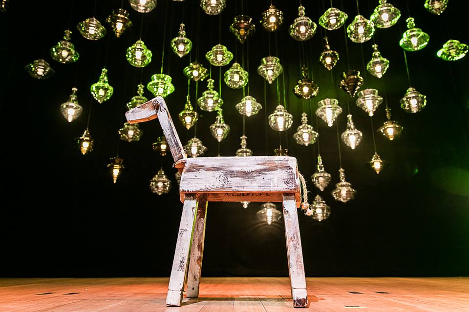 The Milano Design Award in the shape of a wooden horse