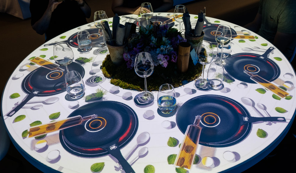 Tendence Impulse will display trends in table setting and home decoration. Photo:Messe Frankfurt Exhibition GmbH / Pietro Sutera