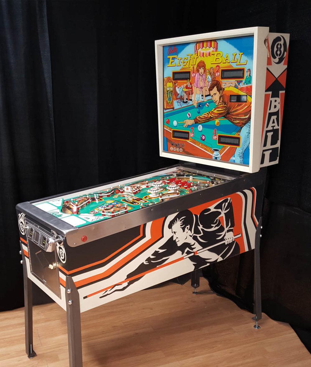 pinball machine repair chicago
