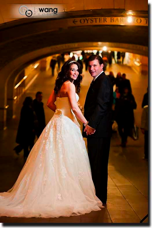 Grand Central Wedding JTCouple2