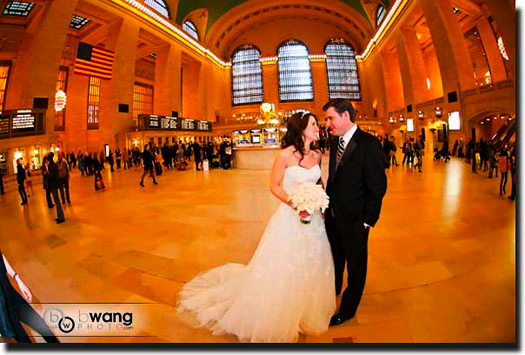 Grand Central Wedding JTMeeting