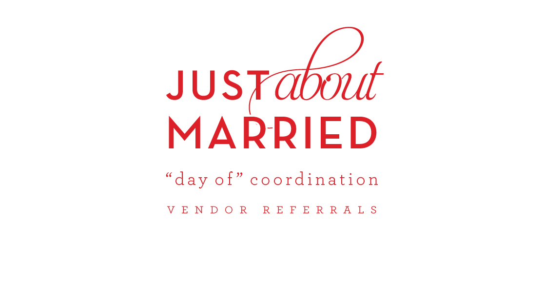 Hire a Day-of Coordinator: Just About Married, Month-of Specialists