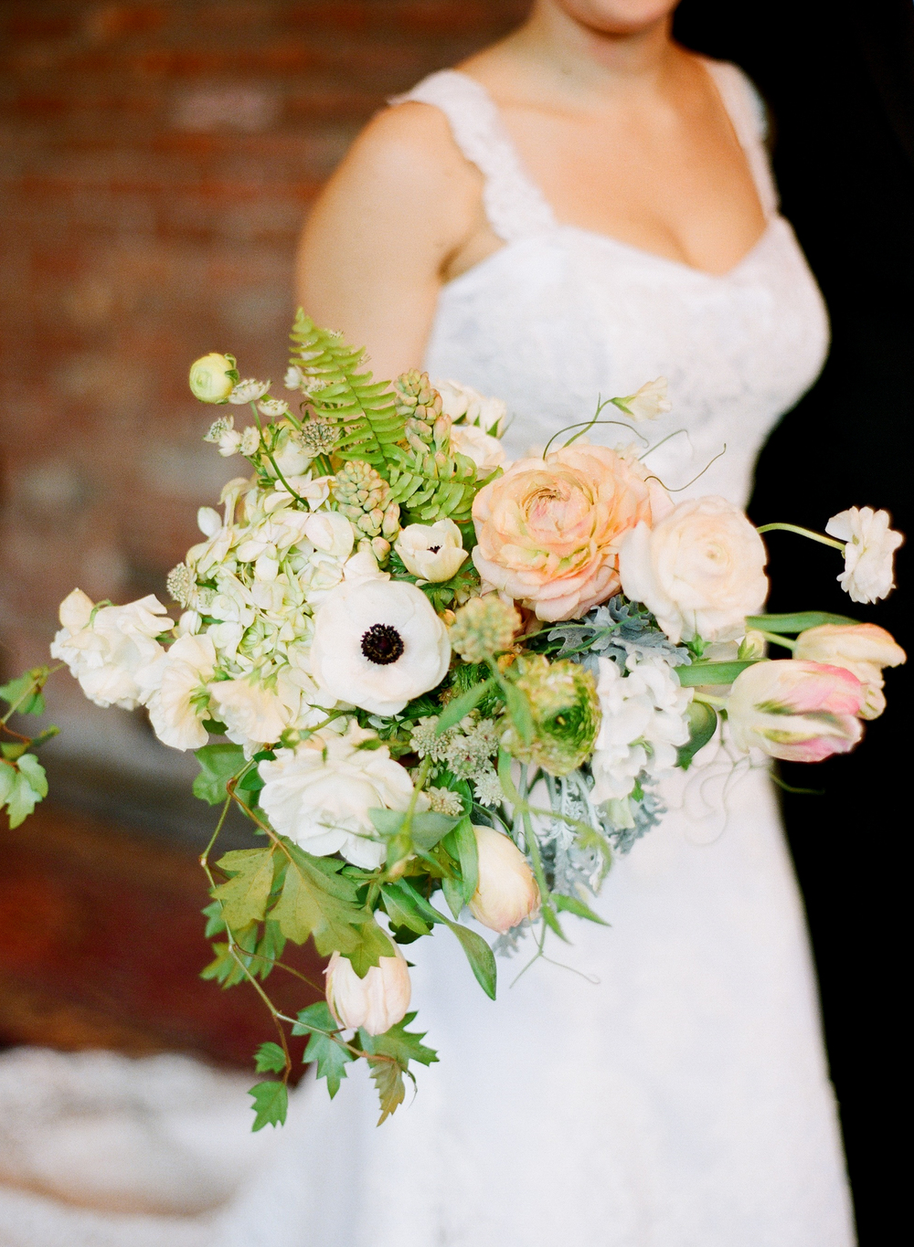 Bridal Bouquet by Saipua. Photo by Weddings by Two.