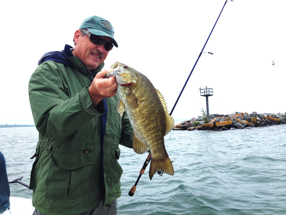 A good week anglers all chequamegon bay fishing for Wired 2 fish