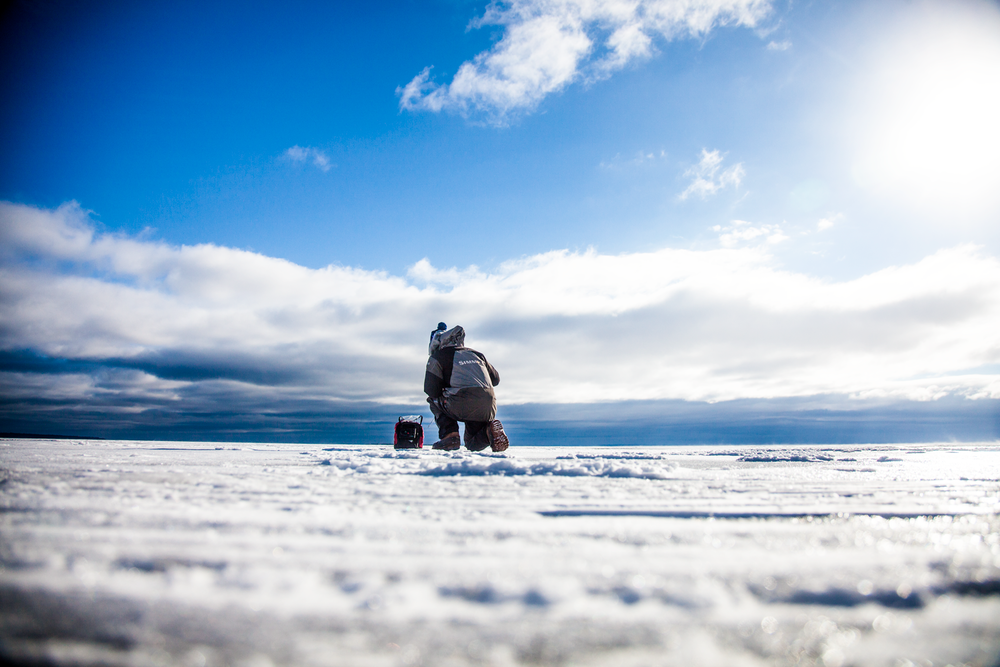 Gear Up For Ice Fishing Season at Anglers All!