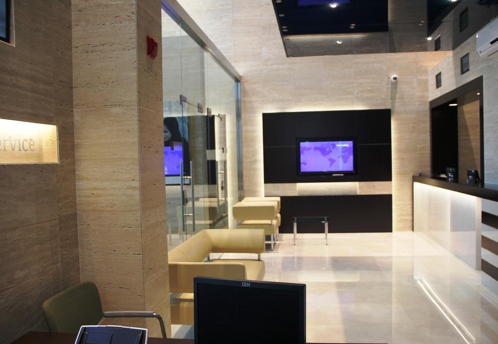 Qatar National Bank � Classic Stone