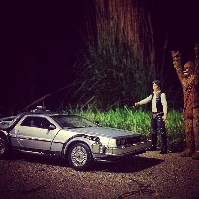 delorean-starwars