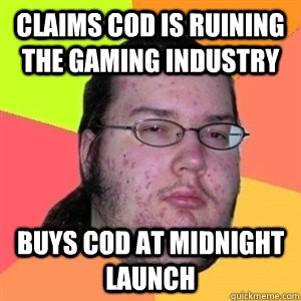 geek gamer meme - photo #8