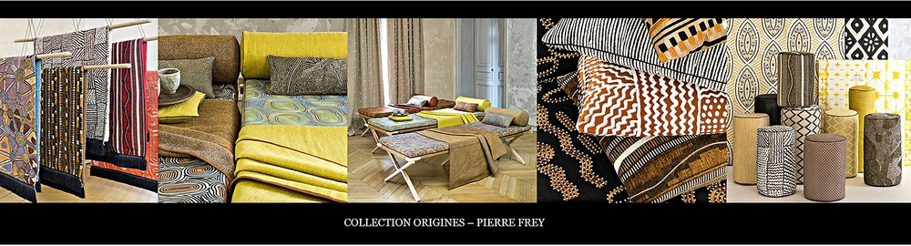 Pierre Frey - NEW Collection