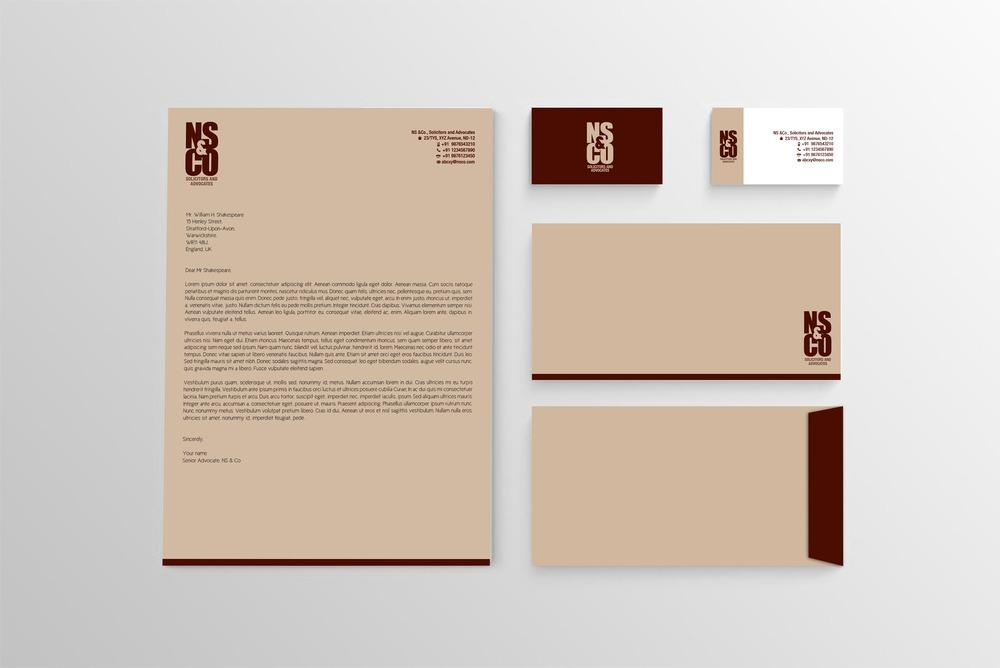 NS & CO. - BRAND DESIGN