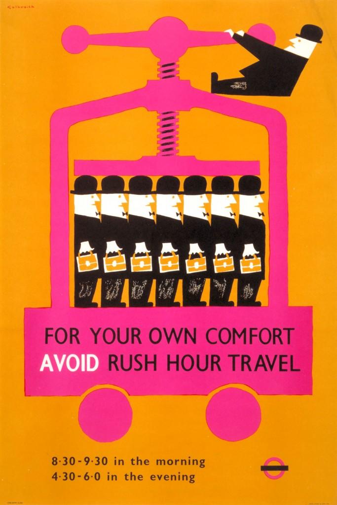 164.-For-your-own-comfort-avoid-rush-hour-travel-by-Victor-Galbraith-1958.jpg