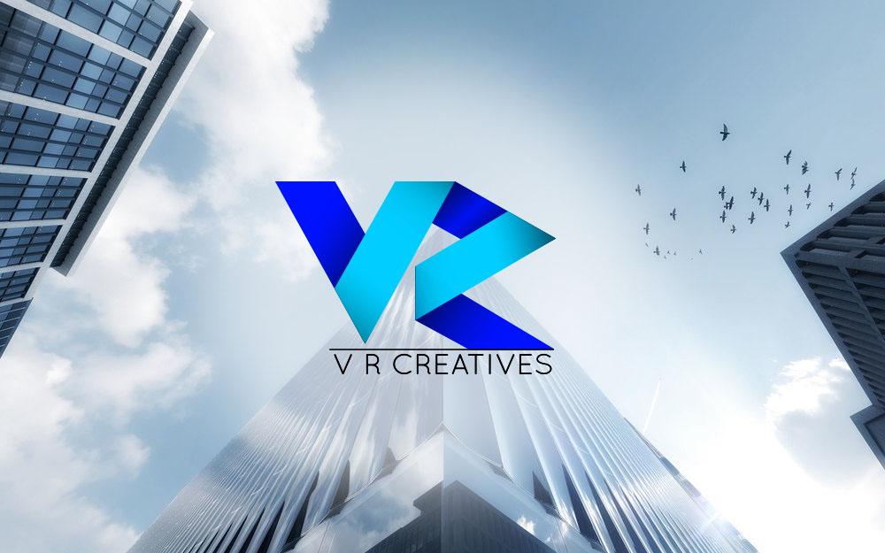 V R Creatives - Logo Design