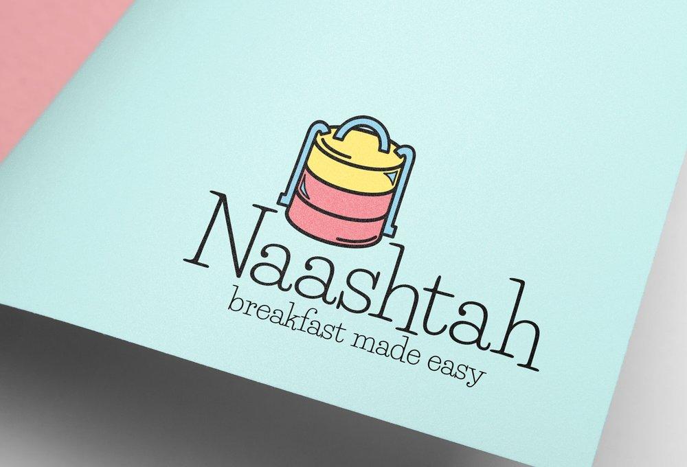 Naashtah - Logo Design