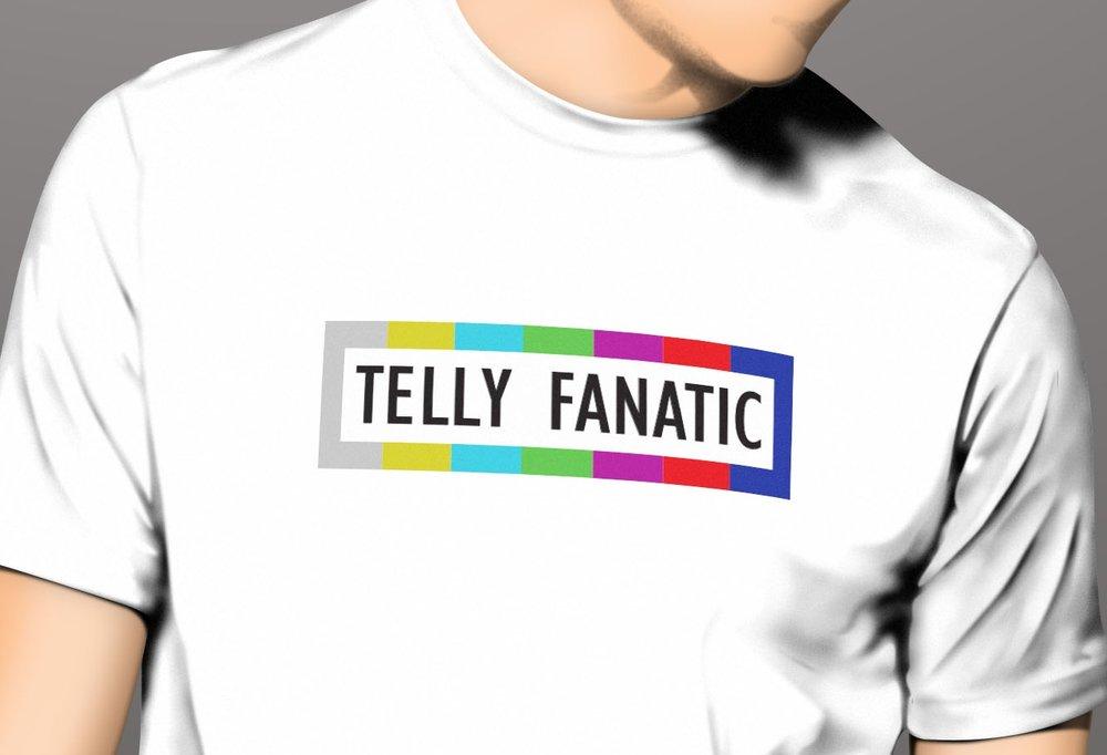 TellyFanatic - Logo Design