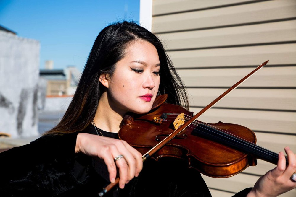Ruby Wang: violin and piano teacher