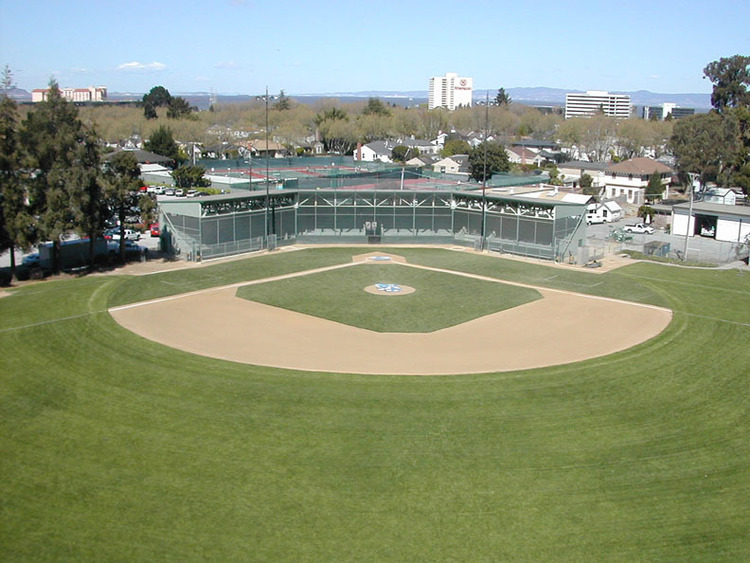Washington Park Ballfield - Scapes Landscape Company, Inc.